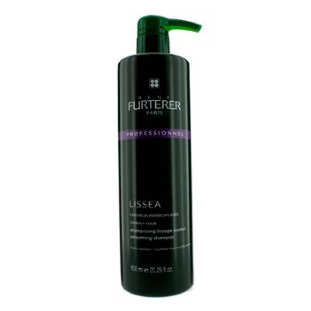 とらえどころのない首トンネル[Rene Furterer] Lissea Smoothing Shampoo - For Unruly Hair (Salon Product) 600ml/20.29oz