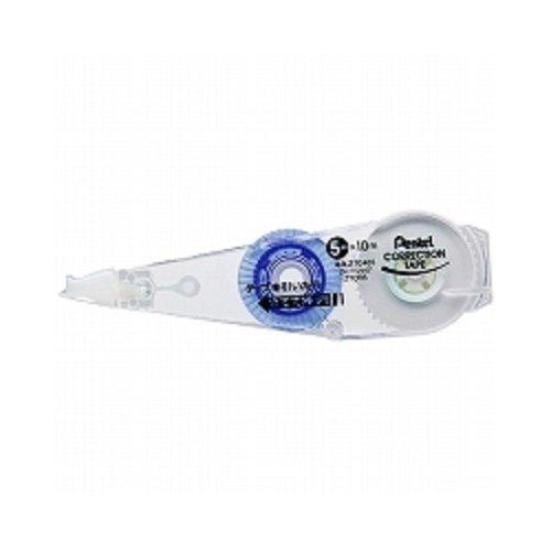 ぺんてる 修正テープ カートリッジ カチットカートリッジ 5mm XZTCR5-W 【 3セット】