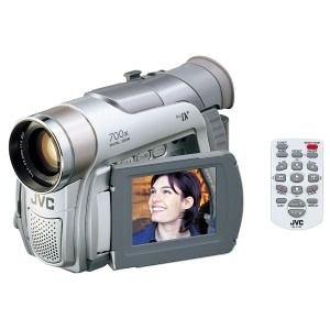 JVC GR-D30E MiniDV Camcorder