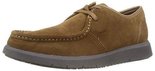 Geox U Errico B Lt Brown Men'S Loafers &Amp; Moccasins Moccasin Size 42(Eu)