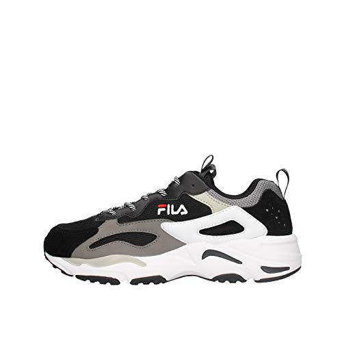 FILA RAY TRACER Sneakers hommes Zwart - 45 EU - Lage sneakers