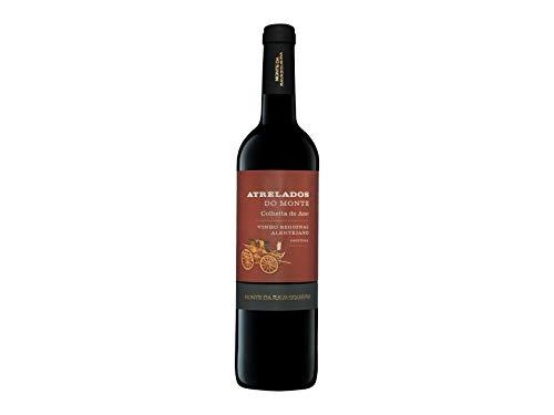 Atrelados do Monte - Colheita do Ano de vino tinto de Alentejo, botella de 75 cl (6 botellas)
