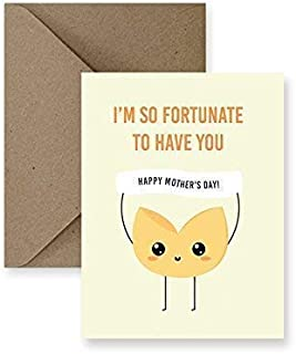 Fortune Mother's Day Greeting Card
