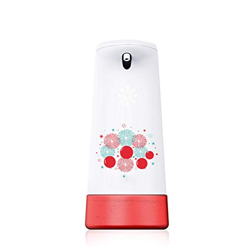 Automatic Soap Dispenser, 250ML Battery Powered By Touchless Foam Hand Soap Lotion Dispenser, For...