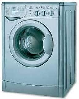 Indesit WIDL 126 S Independiente Carga frontal B Plata lavadora ...