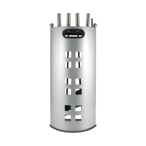 Kaminbesteck, Kamingarnitur 5-teilig aus Metall