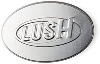 Lush Oval Tin Soap Bar Container