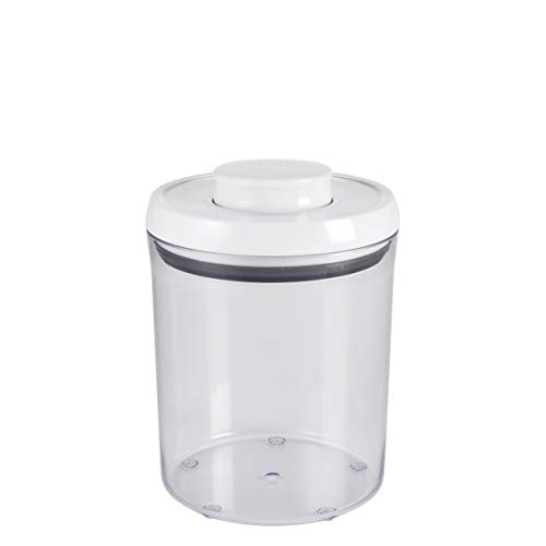 OXO Good Grips Airtight POP Round Canister (1.9 Qt),Small