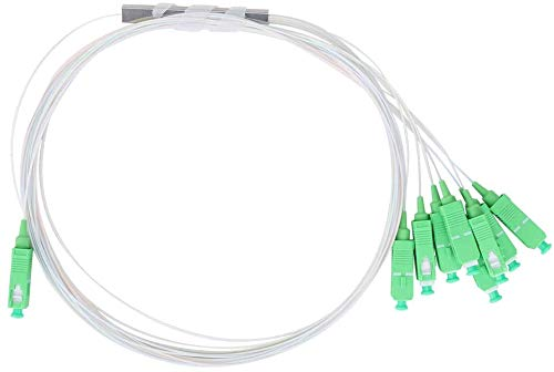 Rayber Accesorios para cable de ordenador SFPS SC/para detección precisa CS