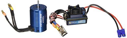 Kinexsis 1/10 4-Pole 4000Kv Brushless ESC/Motor Combo   Electronic Speed Control for Most...