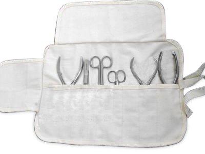 Wickeletui Instrumententasche Fußpflegetasche