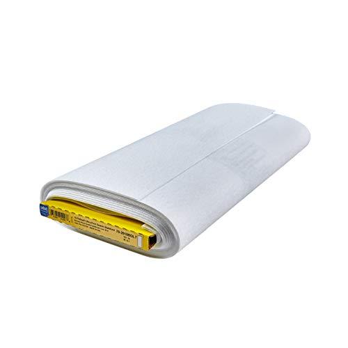 Pellon 70 Peltex Ultrafester Einnäh-Stabilisator, 50,8 cm x 9,1 m, Bolzen, Weiß