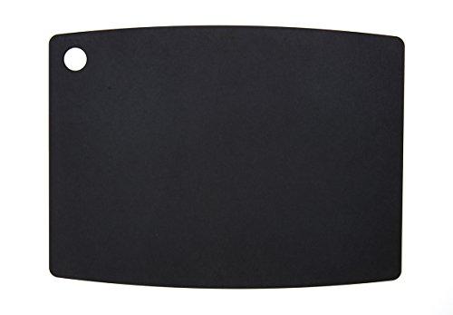 Epicurean Köksserie skär- och skärbräda, komprimerad träkomposit svart skiffer, 44,5 x 33 cm
