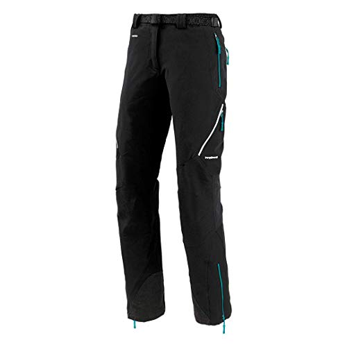 Trango Uhsi Extreme Pantalon Femme, Noir/513/Negro, FR (Taille Fabricant : XL)