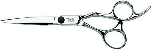 Takai 066851 V10 Corum 55 - Tijeras de peluquería (5,5')