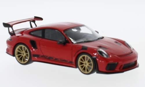 Unbekannt Porsche 911 (991) GT3 RS, rot, 2018, Modellauto, Fertigmodell, I-Minichamps 1:43