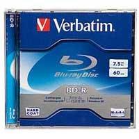 Verbatim,Mini BD-R 2x 7.5GB Disc