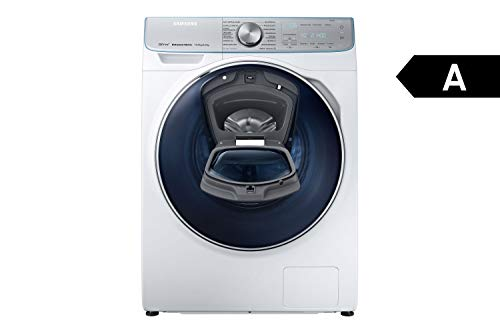 Samsung WD8800 WD10N84INOA/EG QuickDrive Waschtrockner/a/28000 kWh/Jahr/1400 UpM/10 kg/12000 L/jahr/5 kg Waschen und Trocknen in NUR 3 Stunden/Amazon Dash Replenishment fähig