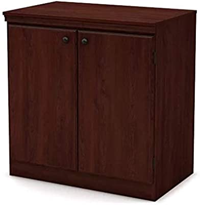 Shilpi 2 Door Accent Cabinet in Sheesham Finishing (Brown)