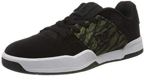 DC Shoes Central - Zapatillas de Cuero - Hombre - EU 42