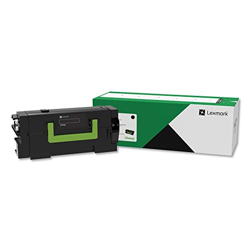 Lexmark 58D1H00 Black High Yield Return Program Toner Cartridge