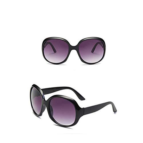 ReooLy💕Damenmode Cat Eye Shade Sonnenbrille Integrierte Streifen Vintage Brille