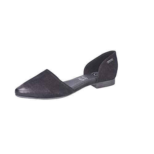 bugatti shoes woman 411436603000-1000 Größe 38 EU Schwarz (schwarz)