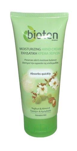 Crème hydratante pour les mains (100Ml) par Bioten
