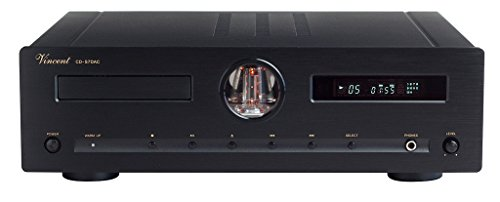 Vincent CD-S7 DAC zwart