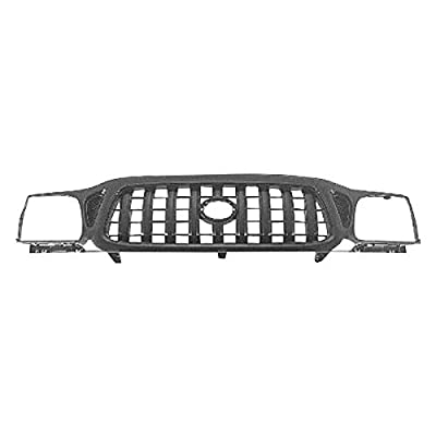 Value Grille Fits 2001-2004 Toyota Tacoma OE Quality Replacement