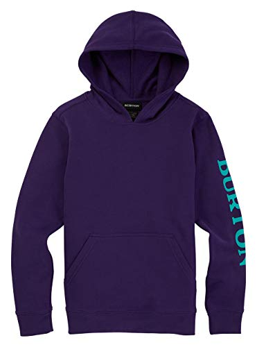 Burton Kinder Elite Hoodie, Parachute Purple, L