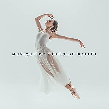 Musique de cours de ballet - Musique de danse classique pour écoles de danse