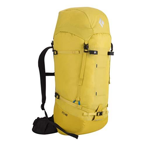 Black Diamond Speed 40, Backpack Unisex – Adulto, Sulfur, Medium/Large
