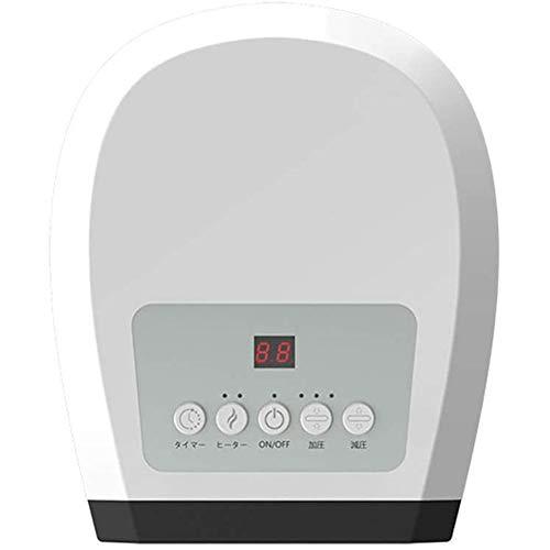 BEIAKE Elektrische Akupressur Hand Palm Massagegerät Mit Luftdruckheizung Pflege Für Kalte Hände Finger Akupoint Massage Und Schmerzlinderung,Gelb