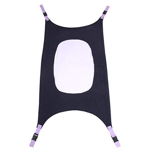 Nieuwe baby baby hangmat Thuis Outdoor Afneembare Draagbare Comfortabele Bed Kit wieg Elastische Hangmat Met Verstelbaar Net Zwart