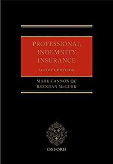 Cannon Qc, M: Professional Indemnity Insurance (0198725183) | Amazon price tracker / tracking, Amazon price history charts, Amazon price watches, Amazon price drop alerts