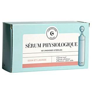 Physiologisches Serum, 40 Einzeldosen, 5 ml
