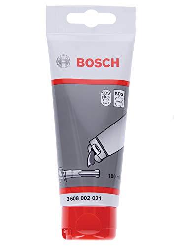 Bosch Professional 100 ml Schmierfett Tube (für SDS plus & SDS max Bohrer / Meißel, Zubehör Bohrhammer)