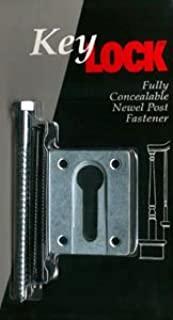 KeyLOCK Newel Post Fastener