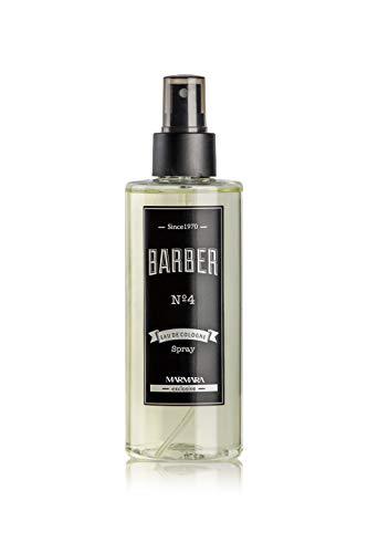 BARBER MARMARA No.4 Eau de Cologne Pump-spray Hombres (1x 250ml) Después de...