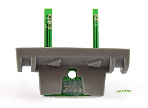Sensor de flujo de aire debiómetro para estufa de pellets