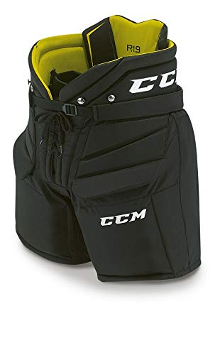 CCM Premier 1.9 LE Senior BlackM Hockey Torwarthose