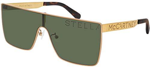 Stella McCartney Gafas de Sol SC0236S GOLD/GREEN 99/1/145...