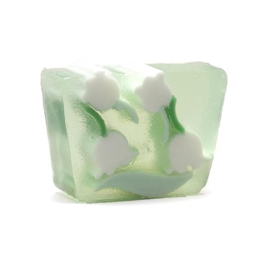 タイプ真似る手錠プライモールエレメンツ アロマティック ミニソープ ユリ 80g 植物性 ナチュラル 石鹸 無添加