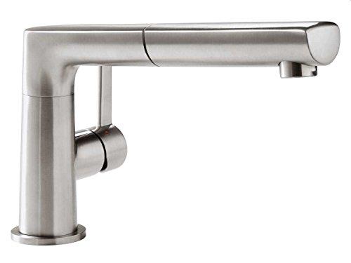 Villeroy & Boch Sorano Shower Edelstahl Hochdruck Küchen-Armatur Wasserhahn