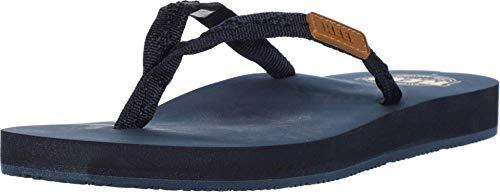 Reef Women's Ginger Sandals, Navy, 8