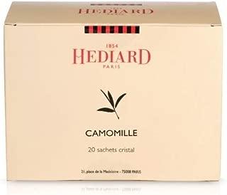 Maison Hédiard - Chamomile Herbal Tea - 20 tea bags