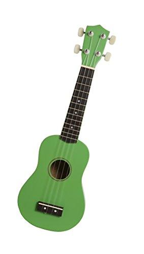 Navarra NV24 - Ukelele soprano, color verde