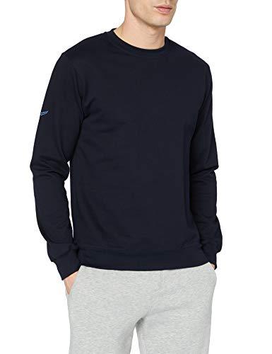 Trigema Herren 679501 Sweatshirt, Blau (Navy C2C 546), XX-Large