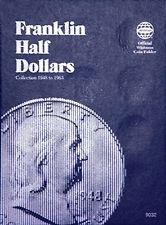 1948-DATE-1957-BENJAMIN-FRANKLIN-HALF-DOLLAR-ALBUM-TRI-FOLD-WHITMAN-No-9032-2